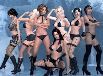 3D Sex Villa 2 free game download