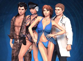 Download City of Sin Unity3D PC porn games online