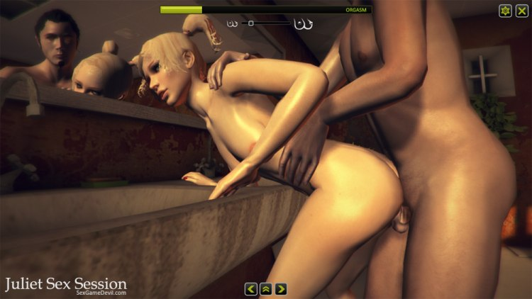 Скачать игру Juliet Sex Session (2012/EN/PC) + NoKey.