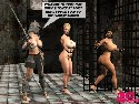 Submissive naked prisoner girls